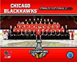 Chicago Blackhawks 2013 Stanley Cup Champions Official Team Photo w/Overlay 8x10