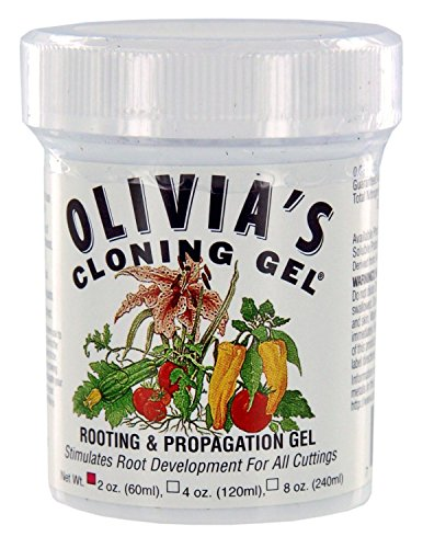 Olivia's Cloning Gel Hydroponics Rooting Propagation Solution (2-Ounce)