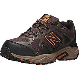 New Balance Men's 481V3 Water Resistant Cushioning Trail Running Shoe