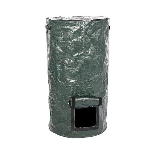 Ggdoo El Compost PE Bolsa de residuos de jardinería Pack de Bolsas ...