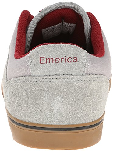 Emerica The Herman G6 - Zapatillas de skateboarding Hombre grey/gum