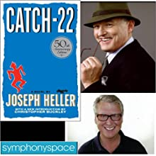 Thalia Book Club: Catch 22 - 50th Anniversary with Christopher Buckley, Robert Gottlieb, and Mike Nichols Speech by Christopher Buckley, Robert Gottlieb, Mike Nichols, Scott Shepherd Narrated by Lesley Stahl