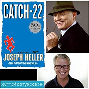 Thalia Book Club: Catch 22 - 50th Anniversary with Christopher Buckley, Robert Gottlieb, and Mike Nichols Speech
