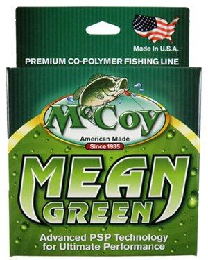 McCOY Mean Green Copolymer 2lb. (250 yds.)