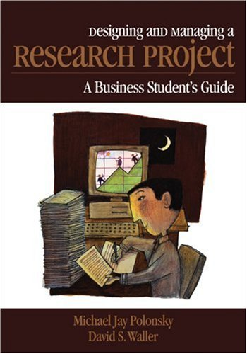 managing a research project Although there are many books on project management, few address the issues associated with scientific research this work is based on extensive scientific.
