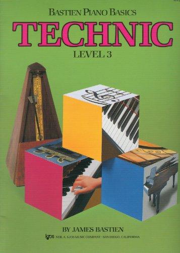 Price comparison product image BASTIEN - Tecnica Nivel 3º (Technic) para Piano