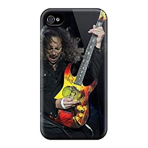 Snap-on Skin Iphone 5/5S Compatible With Iphone 5/5S - Metallica Kirk Hammett