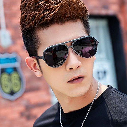 Reflejante De Gafas HD Sol Hombre sol Anti De Gafas de Conducción Gafa YQQ Gafas Anti Color 1 De Vidrios Deporte UV 2 Polarizados wFpTfAqC