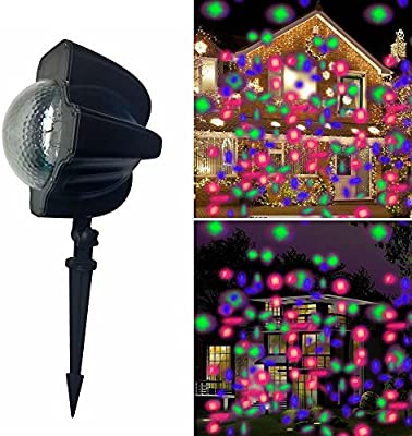 Amazon Com Raygold Outdoor Led Christmas Lights With