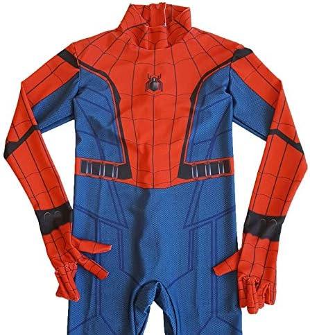 Desconocido Disfraz de Spider-Man para niños, Disfraz de Spiderman ...