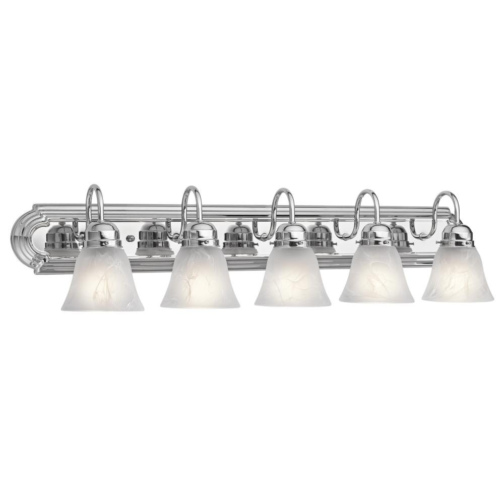 Kichler 5339CH Five Light Bath by Kichler Lighting