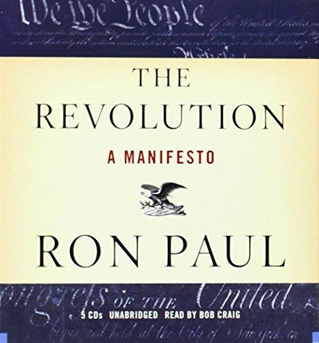 The Revolution: A Manifesto (2008 Bob Revolution)