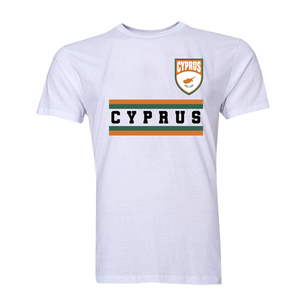 quality design c5d26 ea8ca Amazon.com : UKSoccershop Cyprus Core Football Country T ...
