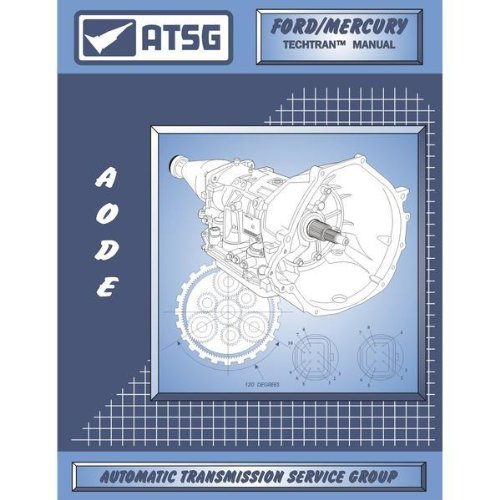 ATSG 1992-95 Ford AOD-E Transmission Manual