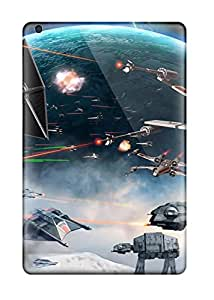XBE9845pwuj Snap On Cases Covers Skin For Ipad Mini(star Wars Empire At War)