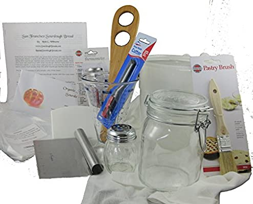 Kit de herramientas para hacer pan de bocadillo orgánico San ...