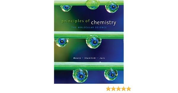 Bundle: Principles of Chemistry: The Molecular Science + OWL