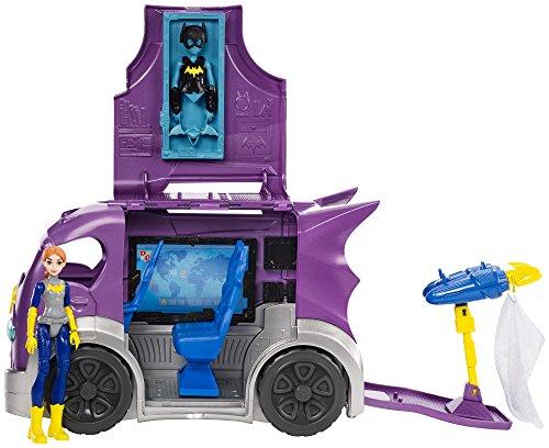 DC Super Hero Girls Batgirl & Vehicle Playset