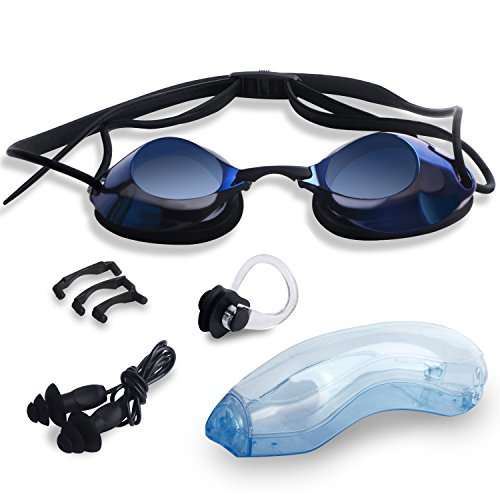 Swimming Anti Fog Protection Interchangeable Mooker product image