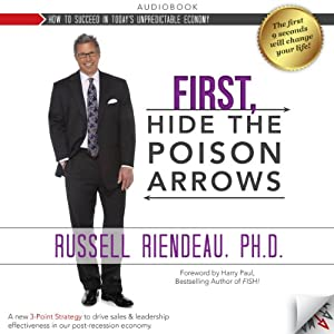 First, Hide the Poison Arrows Audiobook