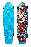 Penny Graphic Skateboard - Burger Monster 27''