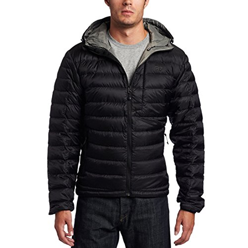 Outdoor Transcendent Men's Black Hoodie Research Ynvr7qRYw
