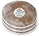Organic Sprouted spelt pizza crusts completely healthy, vegetable carbohydrate, vitamin rich, unprocessed, Non GMO, thin, crispy, great taste, vegan, low glycemic, easy, 3 packs of 2 (10'') crusts