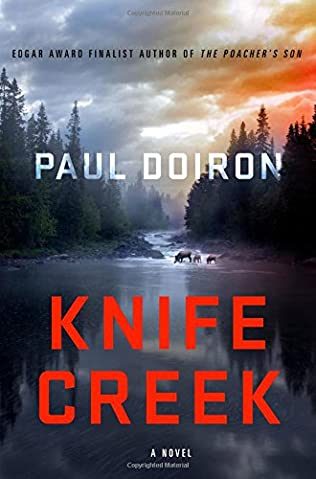 book cover of Knife Creek