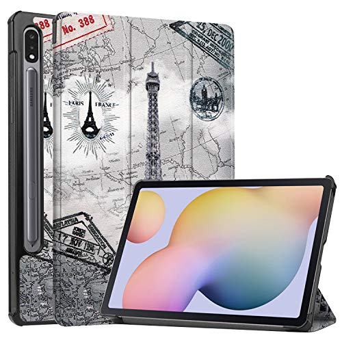 Ratesell Case Cover with Auto Wake Sleep for Samsung Galaxy Tab S7 11 Inches SM-T870, SM-T875 Tower