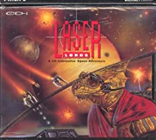Laser Lords: A Cd-interactive Space Adventure