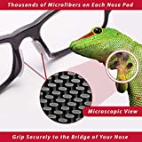 Setex Gecko Grip Anti-Slip Clear Nose Pads for