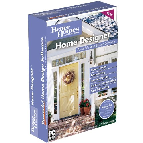 Better Homes Gardens Home Designer product image