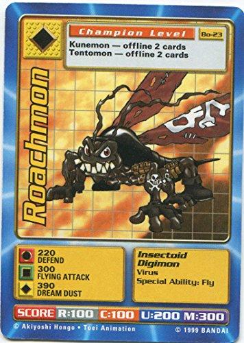 - Digimon Card - Roachmon Bo-23 - Champion Level