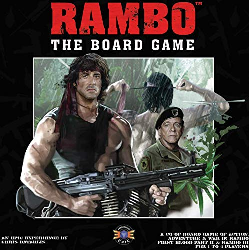Rambo the Board Game