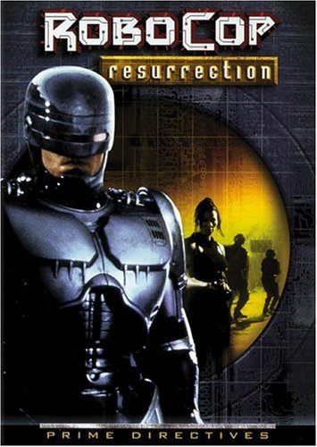 DVD : Robocop 3: Series - Resurrection (DVD)