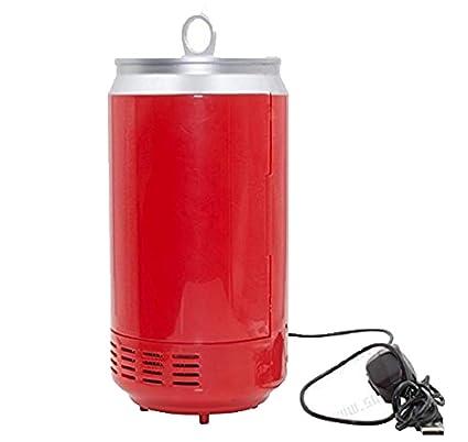 Amazon.es: sgtrehyc Refrigerador del Coche del USB Refrigerador de ...