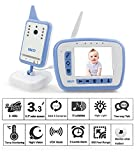 Baby monitor/baby phone/audio/video baby monitor/video camera//night vision/battery/Temperature