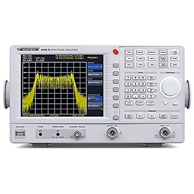 Hameg HMS-X 1.6 GHz Spectrum Analyzer