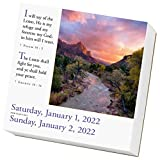365 Bible Verses-A-Year Page-A-Day Calendar