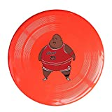 SAXON13CAP New Design Carton 23 Michael 150g Red Toy Flying Disc