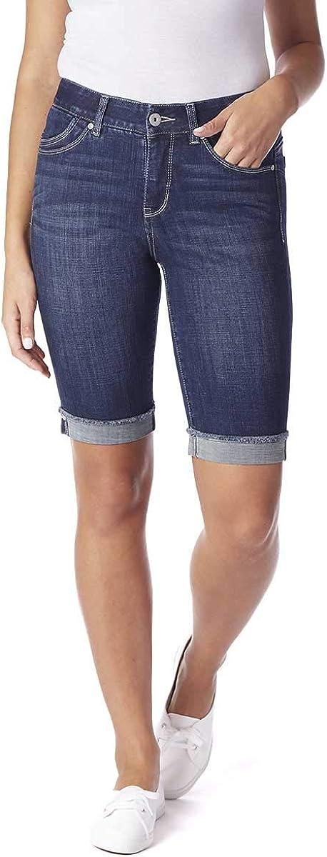 Jag Jeans Womens Nina Denim Bermuda Short