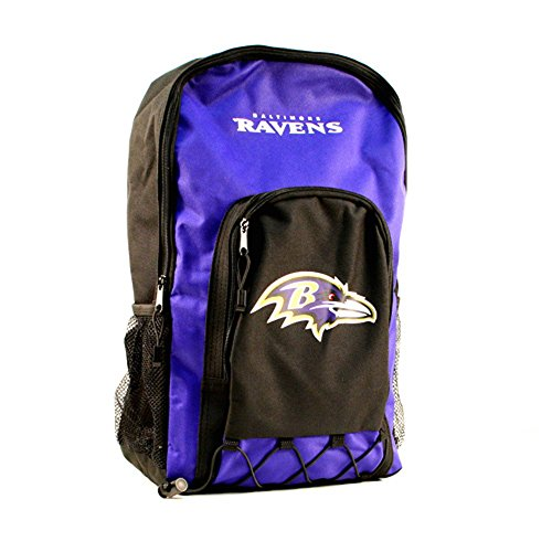 (Baltimore Ravens Two Tone Backpack)