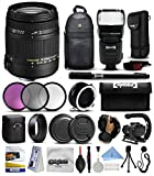 Best 47th Street Photo Landscape Lenses For Canons - Sigma 18-250mm F3.5-6.3 DC OS MACRO HSM Lens Review