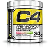 Cellucor C4 Pre-Workout Supplement, Strawberry Margarita, 30 Servings, 195g