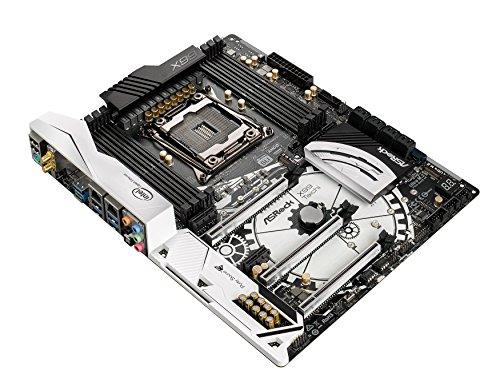 ASRock LGA2011-v3/ Intel X99/ DDR4/SATA3&USB3.1/ Wi-Fi/ATX Motherboard (X99 TAICHI) by ASRock (Image #1)