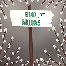 The Wind in the Willows: A Kids' Yoga Story Audiobook by  GOYOkids Narrated by Gaby Brown