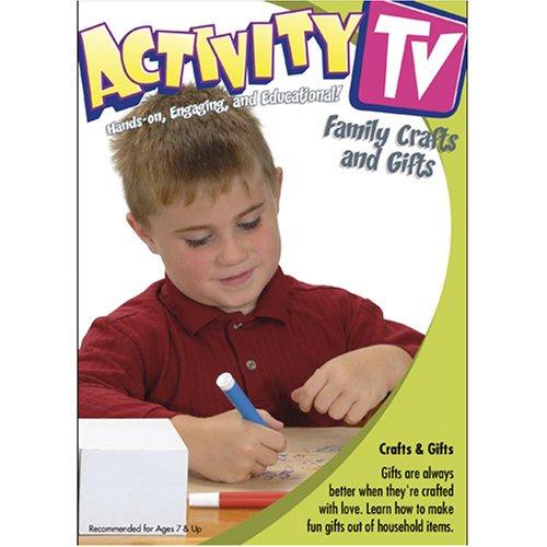 ActivityTV Family Crafts & Gifts V.1 (Overstock Craft)