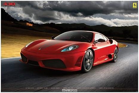 Ferrari F430 Scuderia Poster Drucken 91 44 X 60 96 Cm Amazon De Küche Haushalt