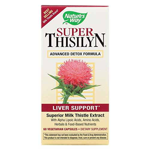 Nature's Way, Super Thisilyn Liver, 60 Vegg Capsules