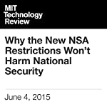 Why the New NSA Restrictions Won't Harm National Security | David Talbot